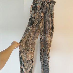 Zara women's XS high waisted dress pants
